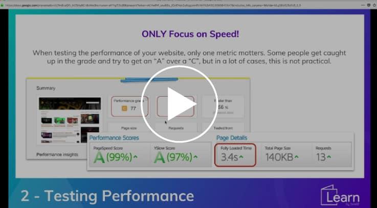 install an SSL video training