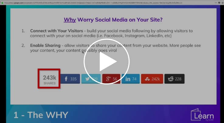 website speed optimization video training
